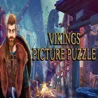 Avec le jeu Angry Birds Seasons: Cherry Blossom Festival12 pour Android téléchargez gratuitement Hidden objects vikings: Picture puzzle viking game sur le portable ou la tablette.