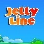 Avec le jeu Bubble сat: Rescue pour Android téléchargez gratuitement Jelly line by gERA mobile sur le portable ou la tablette.