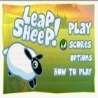 Avec le jeu Obama run: Rush and escape pour Android téléchargez gratuitement Leap Sheep! sur le portable ou la tablette.