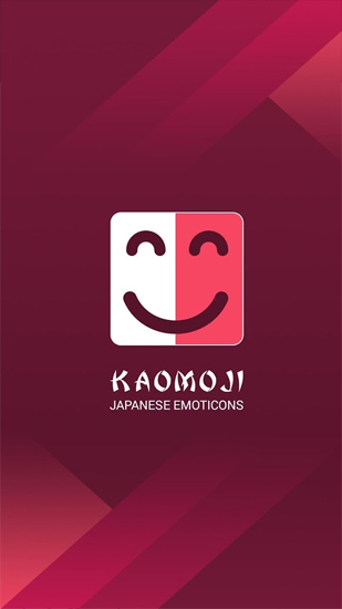 Kaomoji: Japanese Emoticons