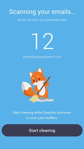 Cleanfox - Clean your inbox