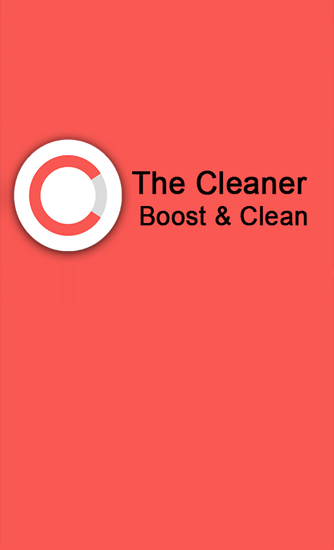 Télécharger l'app The Cleaner: Boost and Clean gratuit pour les portables et les tablettes Android 4.0.3.