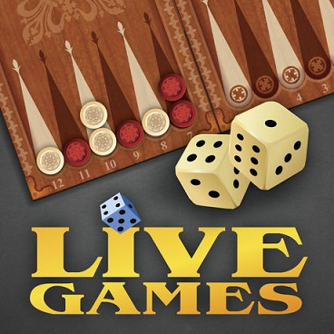 Télécharger Backgammon LiveGames - long and short backgammon gratuit pour iPhone.