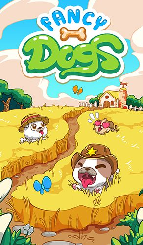 Télécharger Fancy dogs: Puzzle and puppies gratuit pour iPhone.