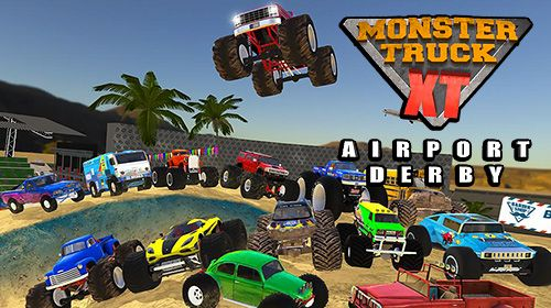 Télécharger Monster truck XT airport derby gratuit pour iPhone.