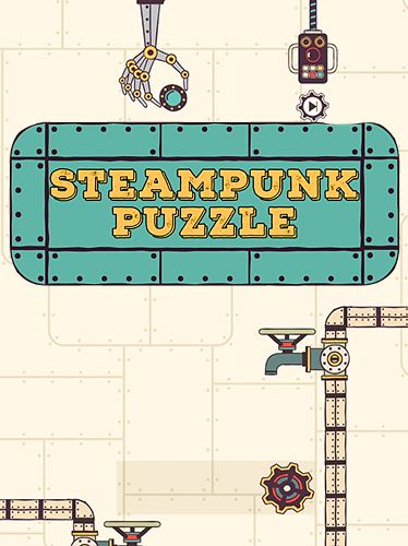 Télécharger Steampunk puzzle: Brain challenge physics game gratuit pour iPhone.