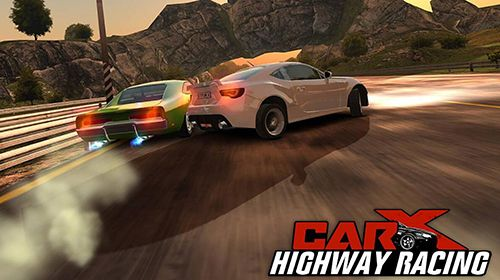 Télécharger CarX highway racing gratuit pour iPhone.