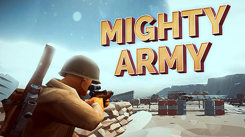 Télécharger Mighty army: World war 2 gratuit pour iPhone.
