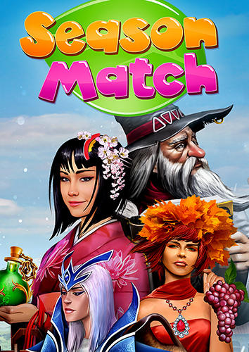 Télécharger Season match puzzle adventure gratuit pour iPhone.