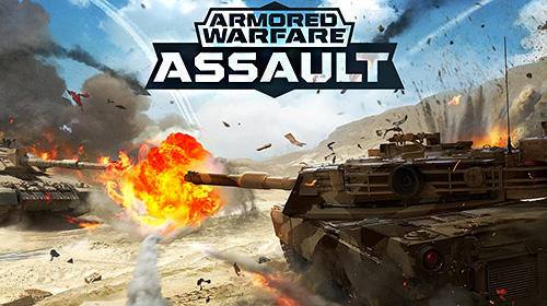 Télécharger Armored warfare: Assault gratuit pour iPhone.