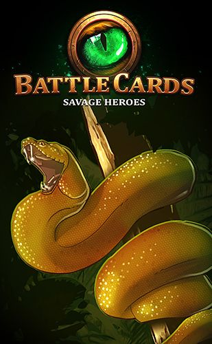 Télécharger Battle cards savage heroes TCG gratuit pour iPhone.