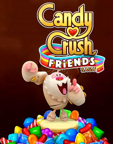 Télécharger Candy crush friends saga gratuit pour iPhone.