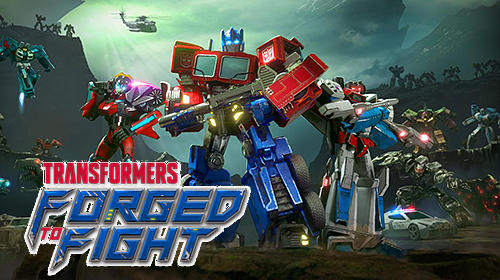 Télécharger Transformers: Forged to fight gratuit pour iPhone.
