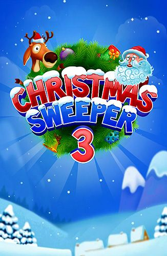 Christmas sweeper 3
