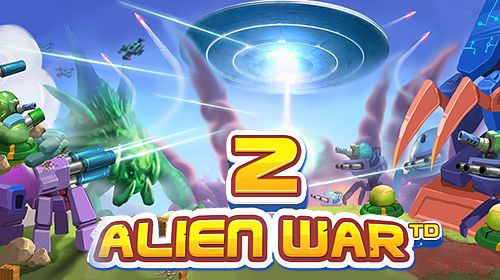 Télécharger Tower defense: Alien war TD 2 gratuit pour iPhone.