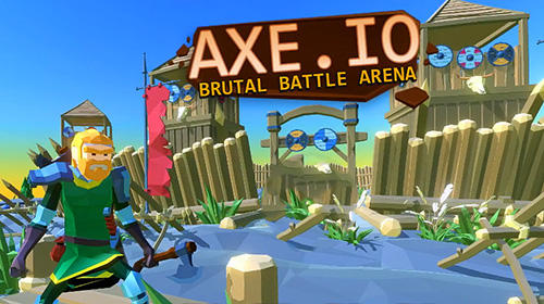 Télécharger Axe.io: Brutal knights battleground gratuit pour iPhone.