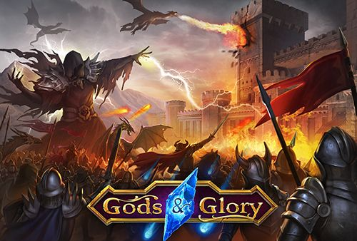 Télécharger Gods and glory gratuit pour iPhone.