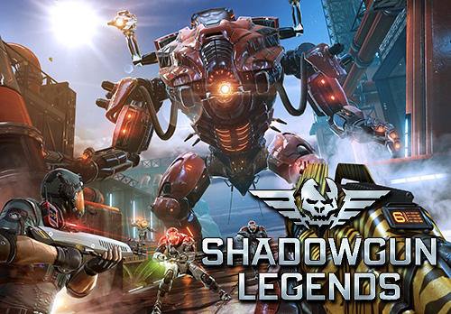 Télécharger Shadowgun legends gratuit pour iPhone.