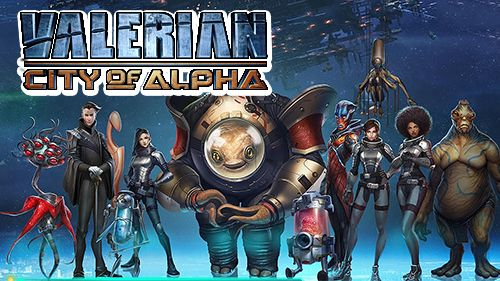 Télécharger Valerian: City of Alpha gratuit pour iPhone.