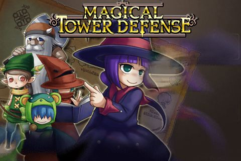 Magical tower defense
