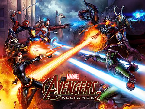 Télécharger Marvel: Avengers alliance 2 gratuit pour iOS 9.0 iPhone.