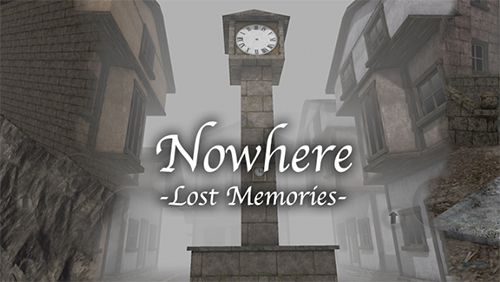 Télécharger Nowhere: Lost memories gratuit pour iOS 8.1 iPhone.