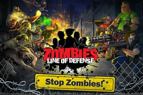 Zombies: Line of defense