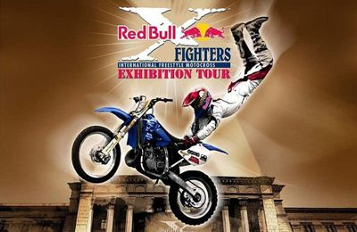 Le Tournoi Mondial du Moto-Cross Red Bull 2012