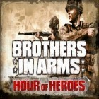 Avec le jeu Nut Heads - Dragon Slayer pour iPhone téléchargez Brothers In Arms: Hour of Heroes ipa gratuitement.