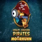 Avec le jeu Need for Speed:  Most Wanted pour iPhone téléchargez Crazy chicken pirates: Moorhuhn ipa gratuitement.