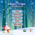 Avec le jeu Magical tower defense pour iPhone téléchargez Magic Finger: Christmas Bubble ipa gratuitement.
