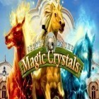 Avec le jeu Paper monsters: Recut pour iPhone téléchargez Secret of the magic crystals ipa gratuitement.