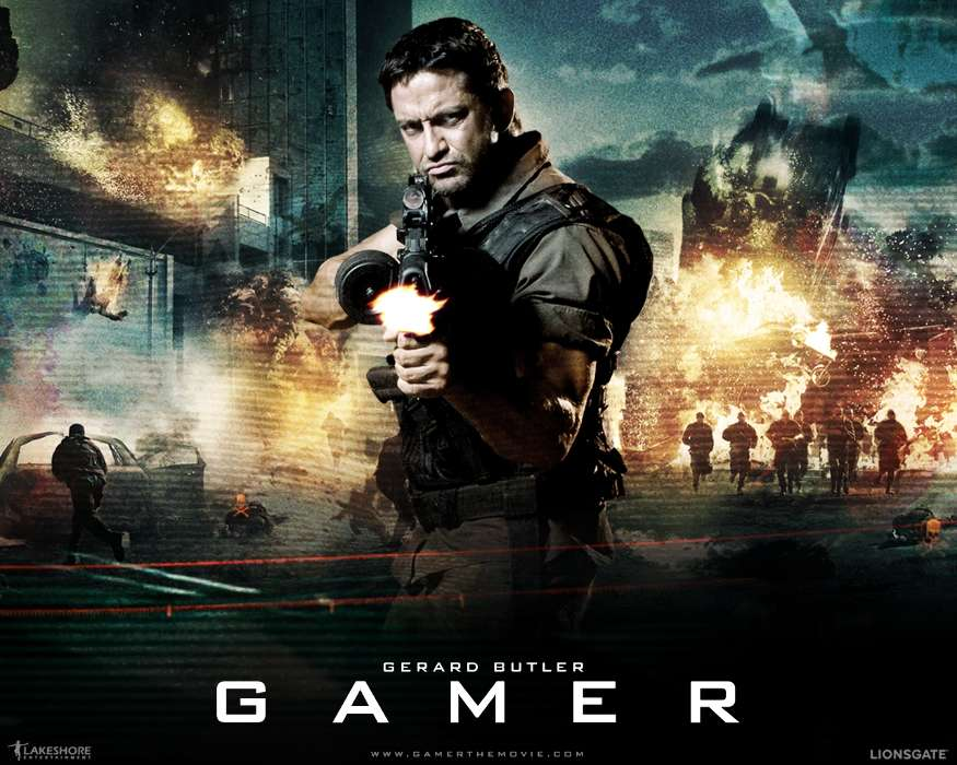 Cinema, Humans, Actors, Men, Gerard Butler, Gamer