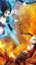 Télécharger une image Girls,Games,Alice: Madness Returns pour le portable gratuitement.