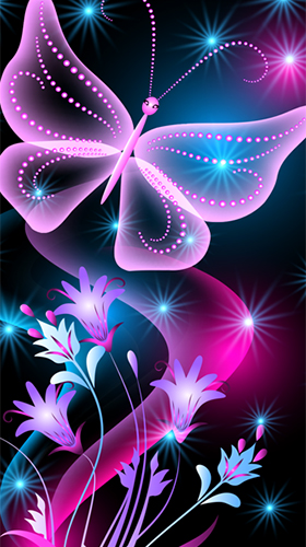 Glowing By Live Wallpapers Free Pour Android Telecharger