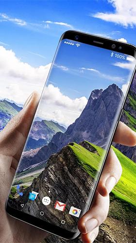 Nature De Montagnes Hd Pour Android Telecharger Gratuit