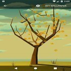 Télécharger Tree with falling leaves pour Android gratuit.